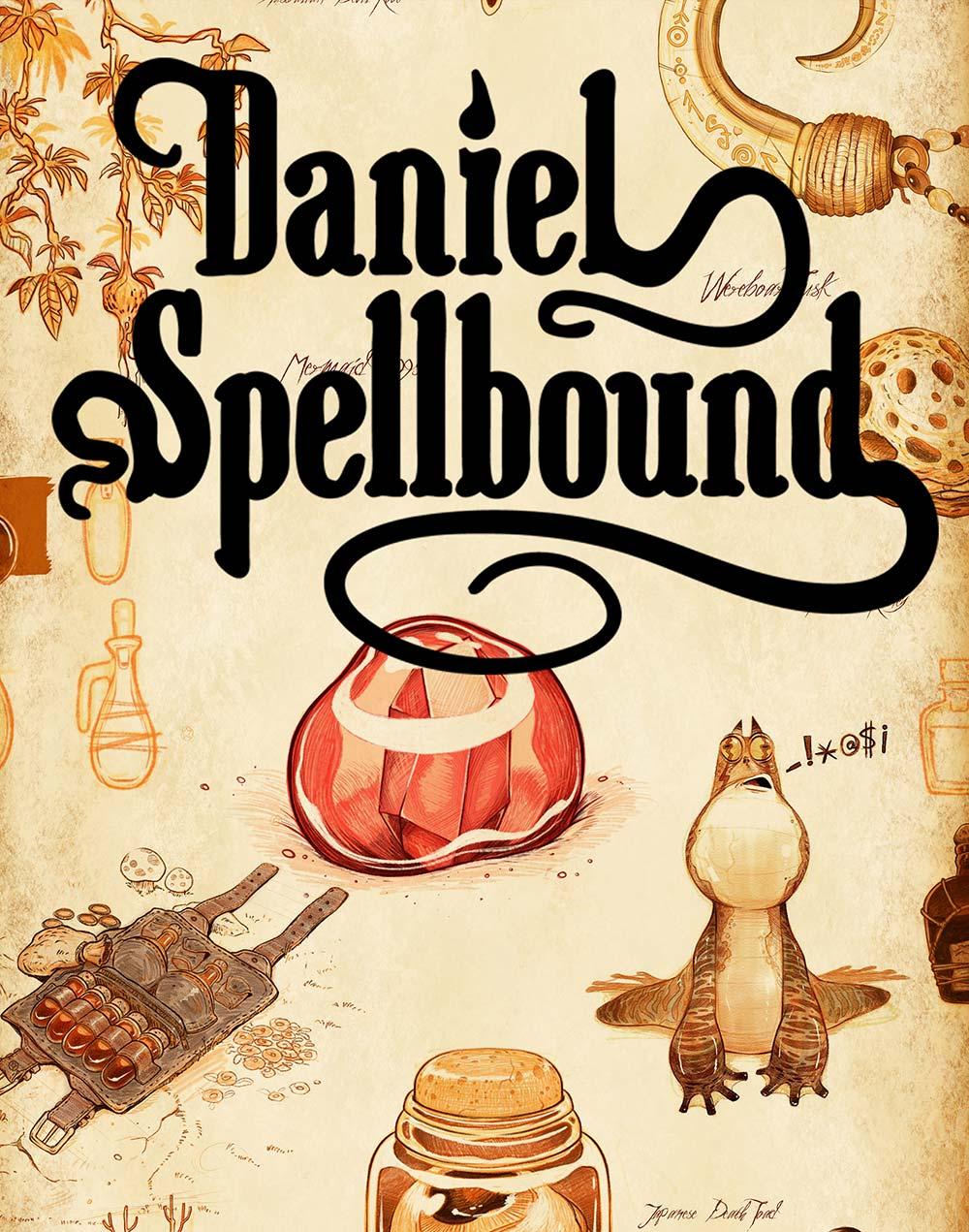 Daniel Spellbound